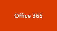 Logo Office 365, đi tới bài đăng blog thông báo về bộ công cụ tuân thủ dành cho thư mục công cộng