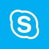 Logo Microsoft Skype for Business, xem thông tin về ứng dụng Skype for Business dành cho thiết bị di động trong trang