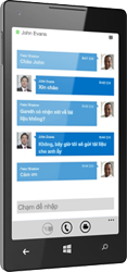 Lync 2013 cho Windows Phone
