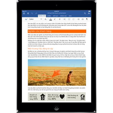 Office cho iPad