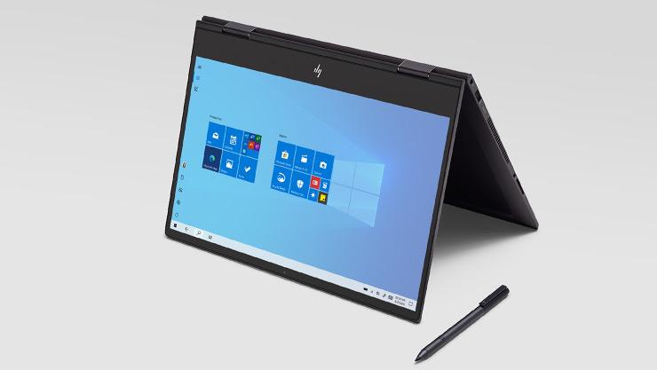 Windows 10 二合一笔记本电脑