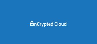 nCrypted Cloud 徽标