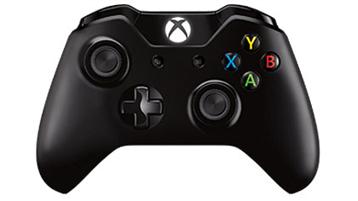 Xbox One 控制器 + Windows 连接线 黑色