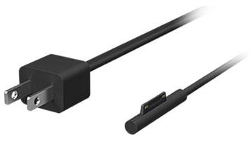 适用于 Surface Pro 4 和 Surface Pro 3 的 65W 电源适配器