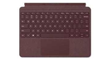 Surface Go Signature Type Cover 深酒红