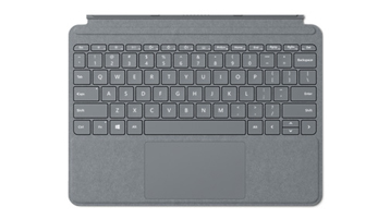 Surface Go Signature Type Cover 亮铂金