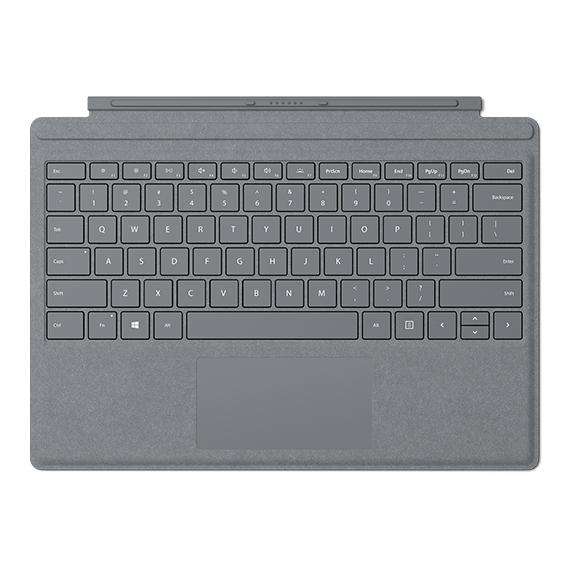 Surface Pro 特制版专业键盘盖的图像