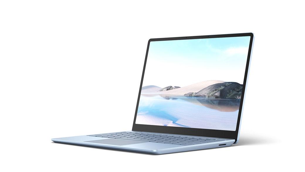 冰晶蓝 Surface Laptop Go