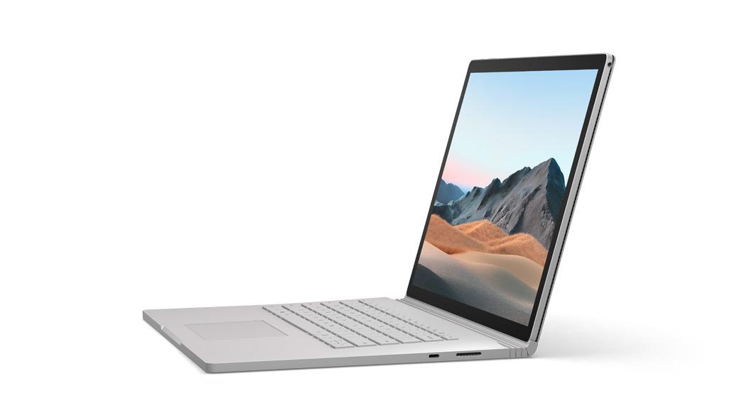 带 15 英寸 PixelSense™ 显示屏的 Surface Book 3
