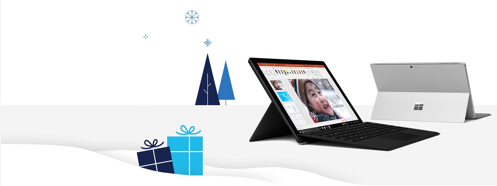 用全新 Surface Pro 6 创造精彩生活