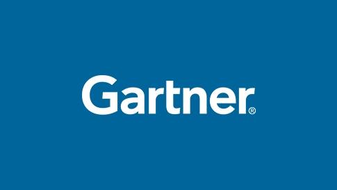 Gartner 徽标