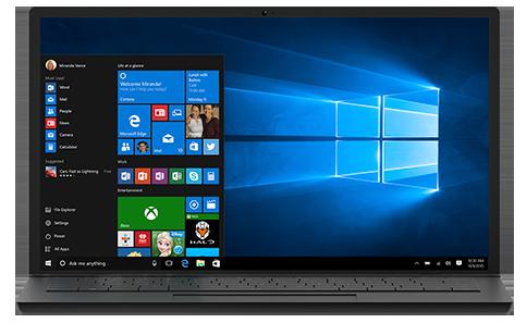 windows10升级最新版
