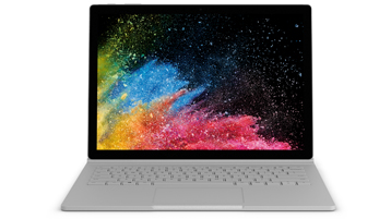 SurfaceBook2 裝置影像