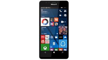 Windows 手機顯示 [開始] 畫面