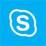 商務用 Skype 標誌