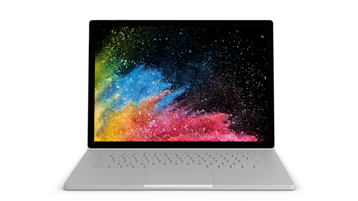 Surface Book 2 裝置影像
