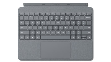 Surface Go Signature Type Cover 專業鍵盤保護蓋的影像