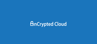 nCrypted Cloud 標誌