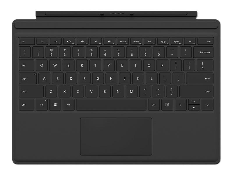 Surface Pro 4 實體鍵盤護套