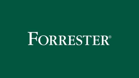 Forrester 標誌