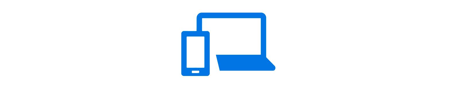 手機適用的 Continuum 圖示