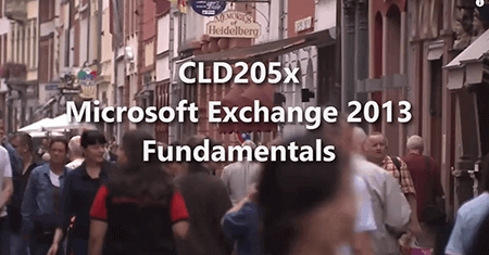 Microsoft Exchange 2013 Fundamentals